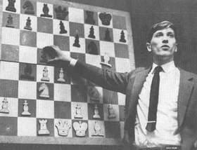 Clase ajedrez